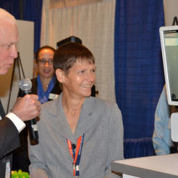 Interview with Drs. Dale Alverson and Elizabeth Krupinski at the ATP Service Provider Showcase, Phoenix, 10/2014